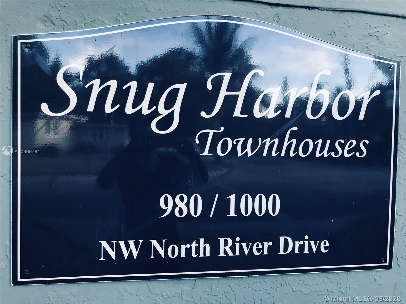 1000 NW N River Dr #20, Miami, FL 33136 - #: A10906791
