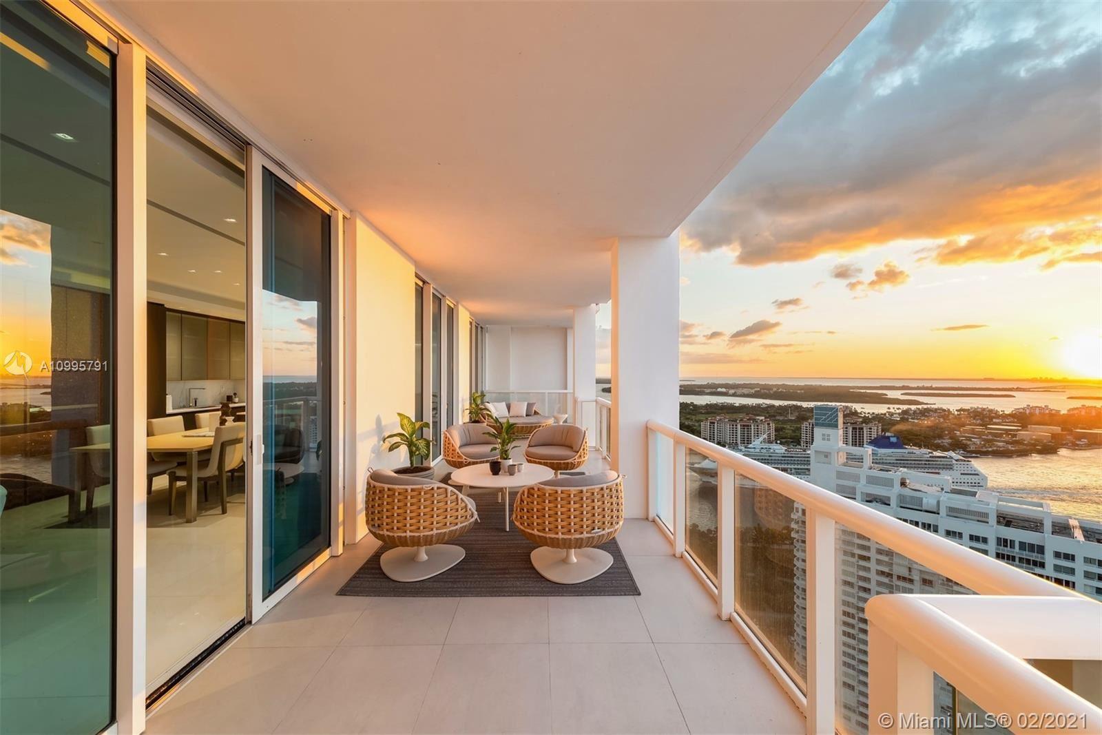 50 S Pointe Dr #3403, Miami Beach, FL 33139 - #: A10995791