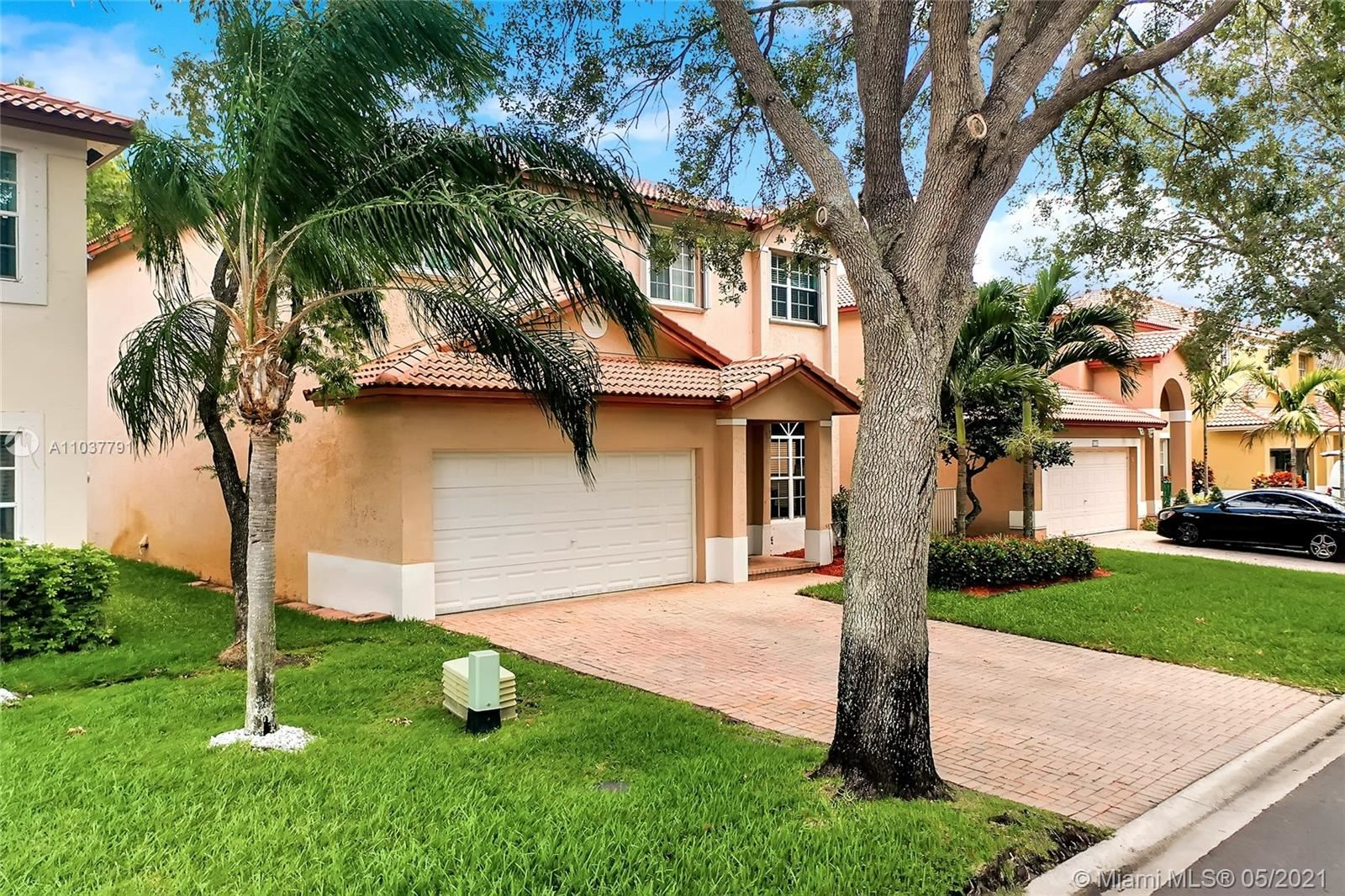 6115 NW 41st Dr, Coral Springs, FL 33067 - #: A11037791
