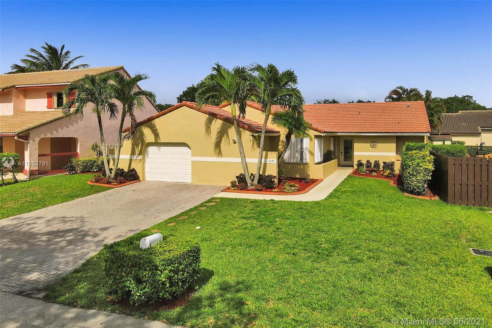 2685 Brim Way, Cooper City, FL 33026 - #: A11053791
