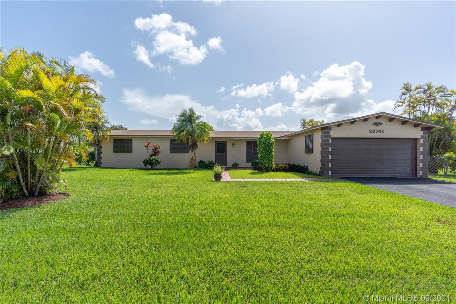 29741 SW 169th Ave, Homestead, FL 33030 - #: A11094791