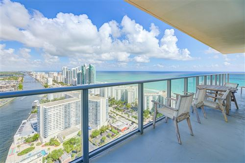 Photo of 4010 S Ocean Dr #3201, Hollywood, FL 33019 (MLS # A10864792)