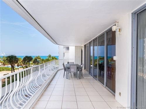 Photo of 10155 Collins Ave #406, Bal Harbour, FL 33154 (MLS # A11022792)