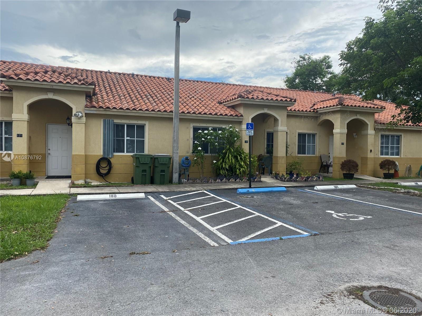 172 NE 13th Ave #27, Homestead, FL 33033 - #: A10876792