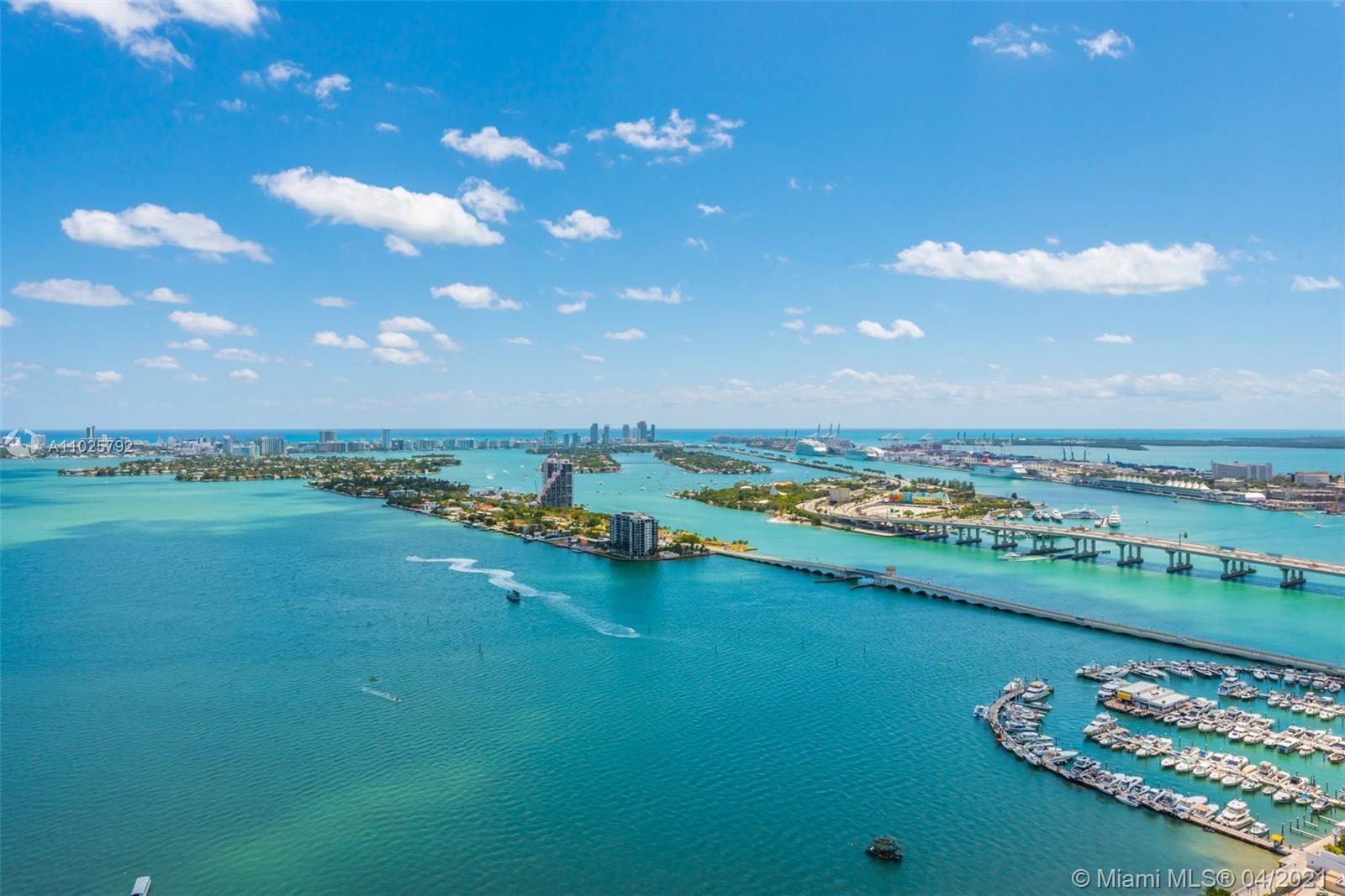 1900 N Bayshore Dr #4301, Miami, FL 33132 - #: A11025792