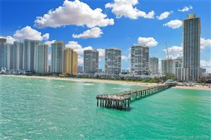 Photo of 16445 Collins Ave #1825, Sunny Isles Beach, FL 33160 (MLS # A10561793)