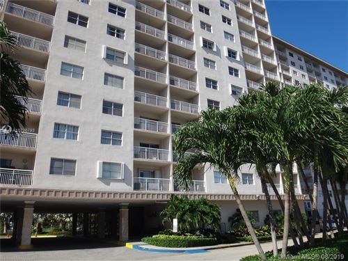 Photo of 400 Kings Point Dr #1108, Sunny Isles Beach, FL 33160 (MLS # A10726793)