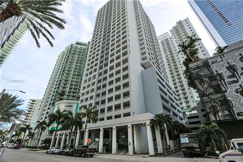 Photo of 170 SE 14th St #2207, Miami, FL 33131 (MLS # A10986793)
