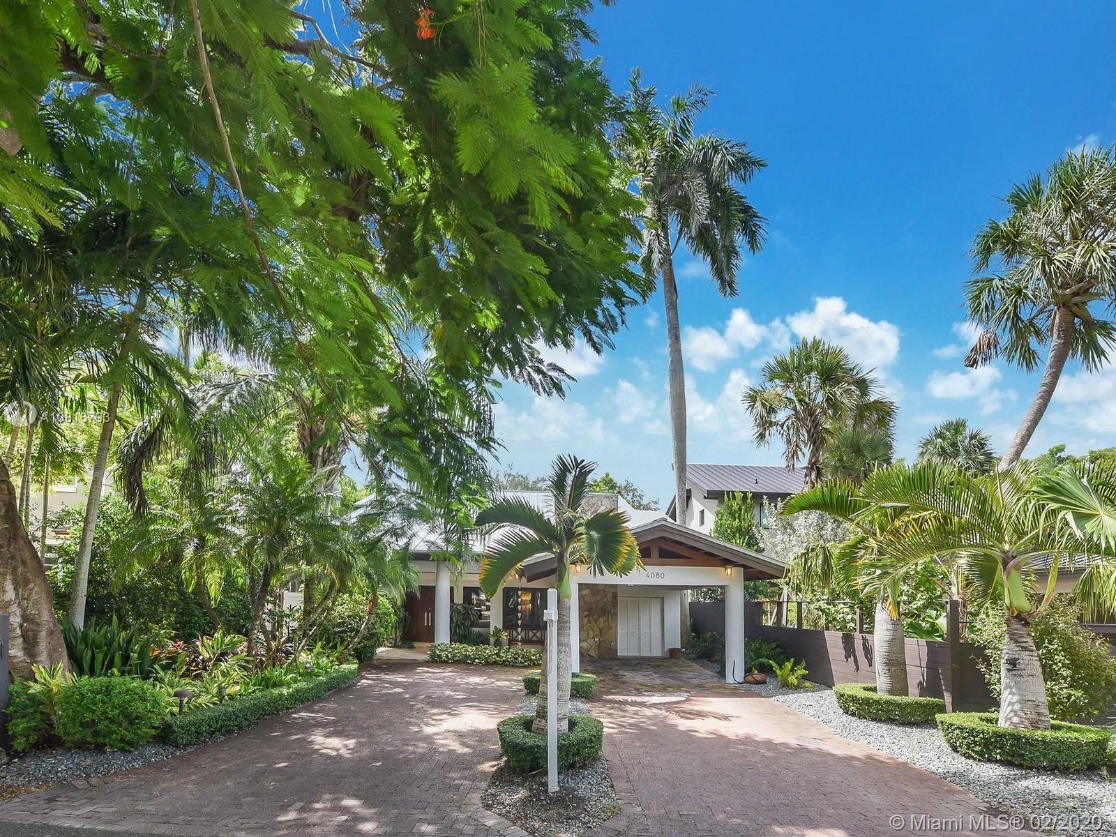 4080 El Prado Blvd, Miami, FL 33133 - #: A10816793