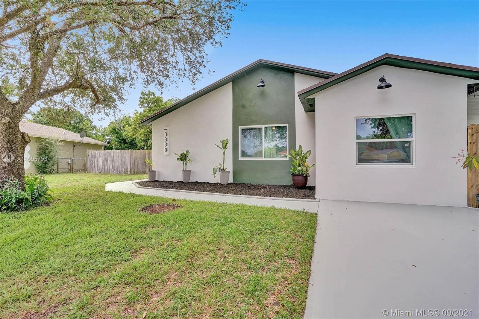 3339 NW 201st St, Miami Gardens, FL 33056 - #: A11095793