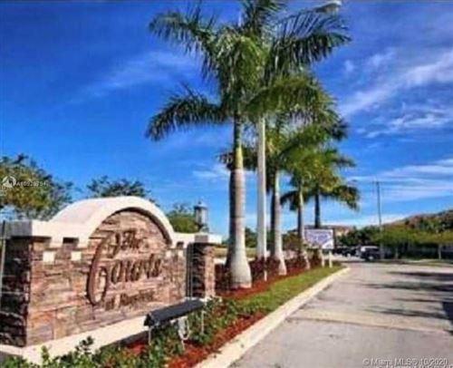 Photo of 22821 SW 88th Pl #15-20, Cutler Bay, FL 33190 (MLS # A10929794)