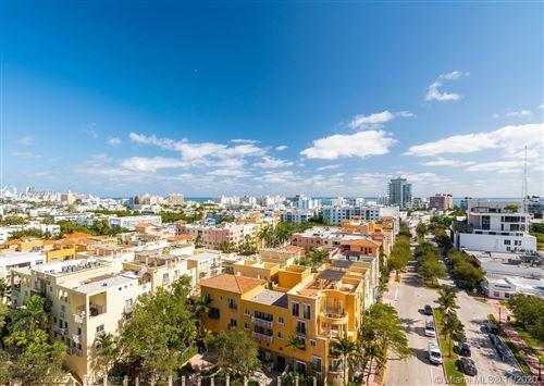 Photo of 90 Alton Rd #1103, Miami Beach, FL 33139 (MLS # A10930794)