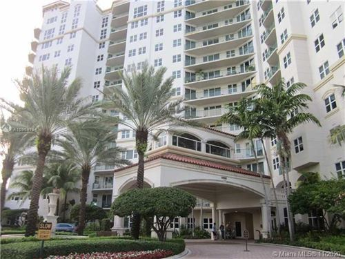 Photo of 19900 E Country Club Dr #209, Aventura, FL 33180 (MLS # A10959794)