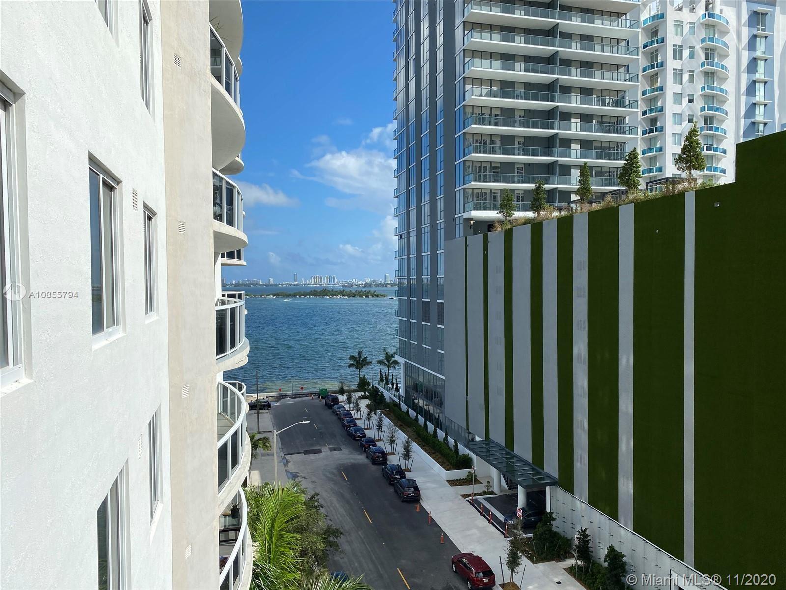 601 NE 23rd St #805, Miami, FL 33137 - #: A10855794