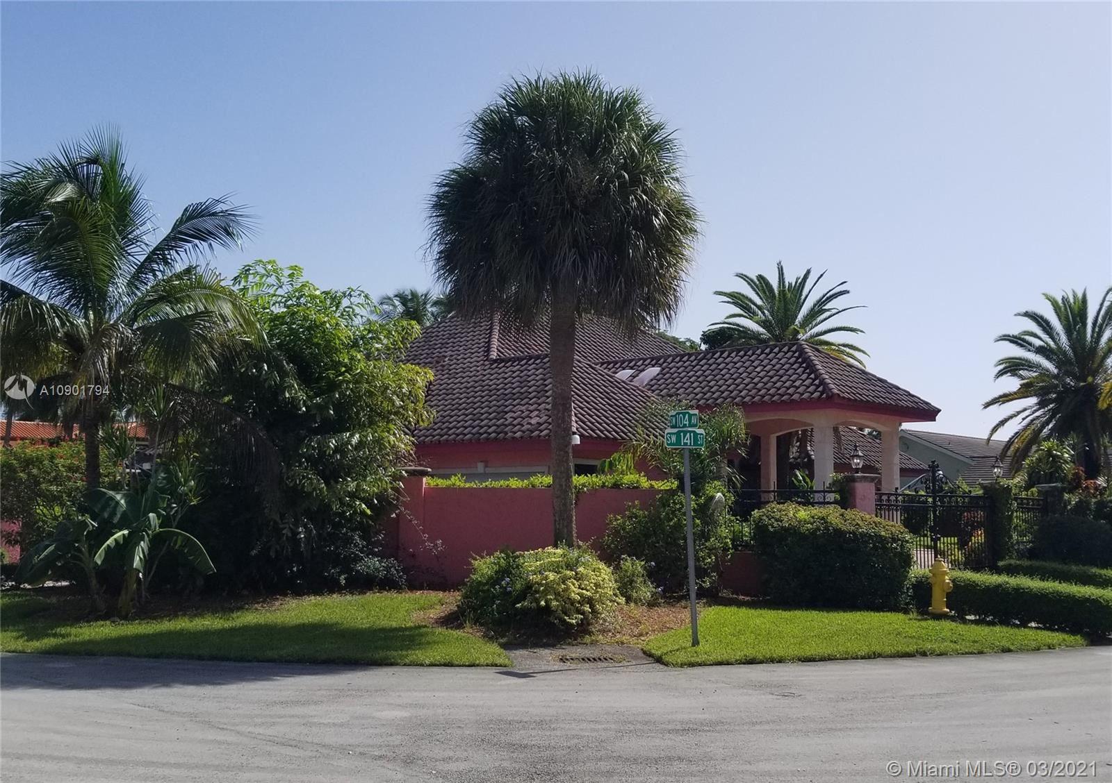 10381 SW 141st St, Miami, FL 33176 - #: A10901794