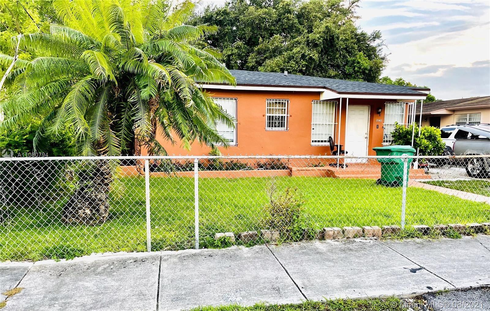 1740 NW 51st St, Miami, FL 33142 - #: A11080794