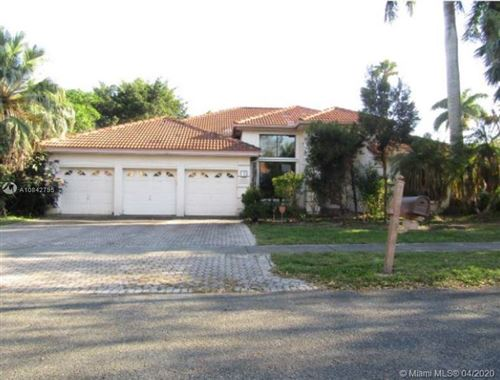 Photo of Listing MLS a10842795 in 10800 Santa Fe Dr Cooper City FL 33026
