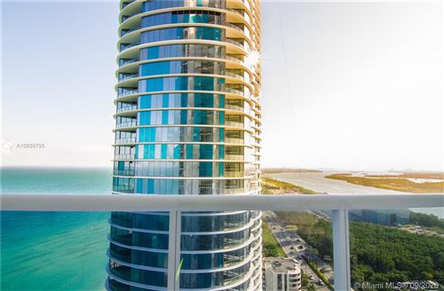 Photo of 15811 Collins Ave #2602, Sunny Isles Beach, FL 33160 (MLS # A10930795)