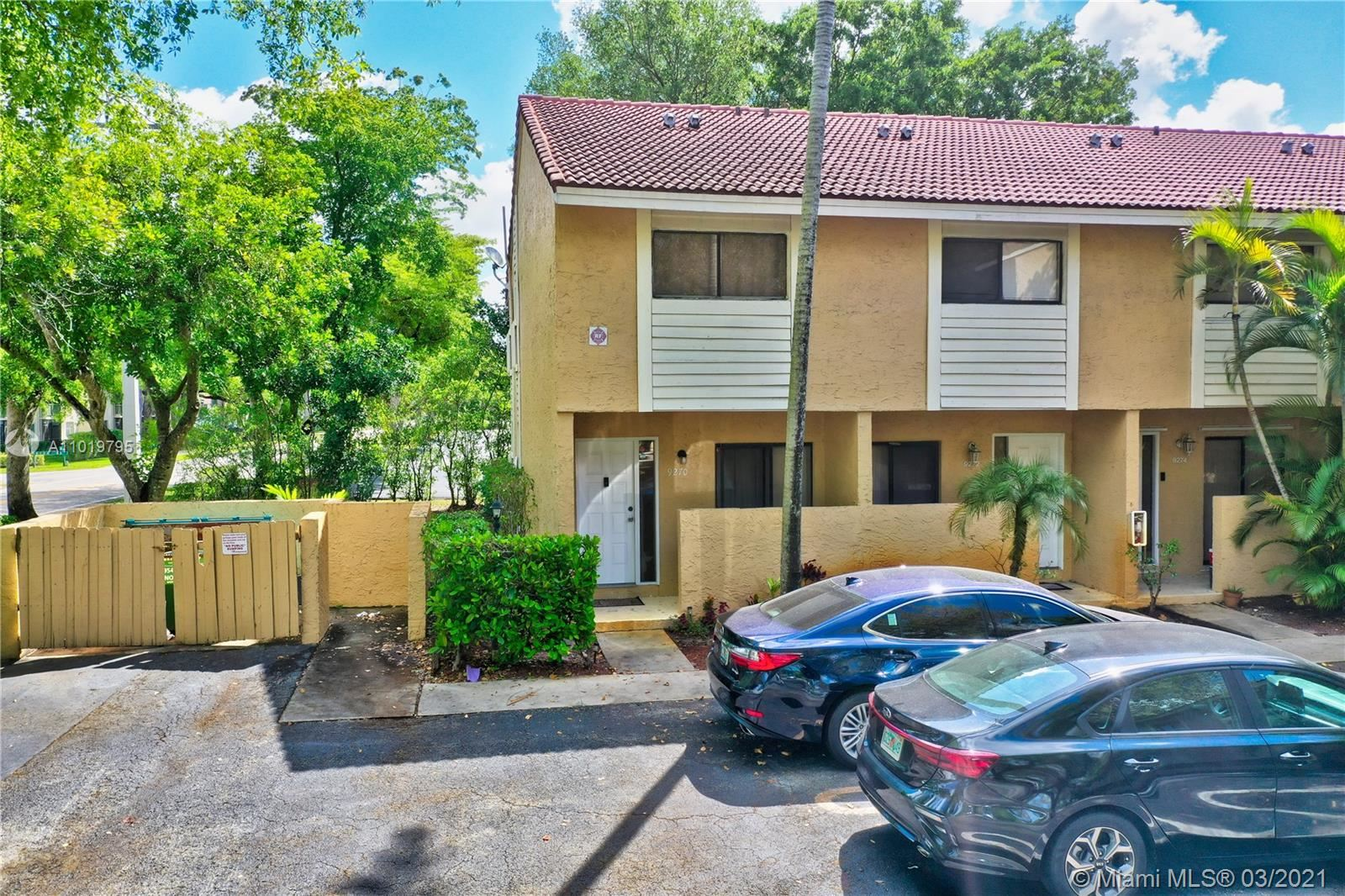 9270 NW 40th St, Coral Springs, FL 33065 - #: A11019795