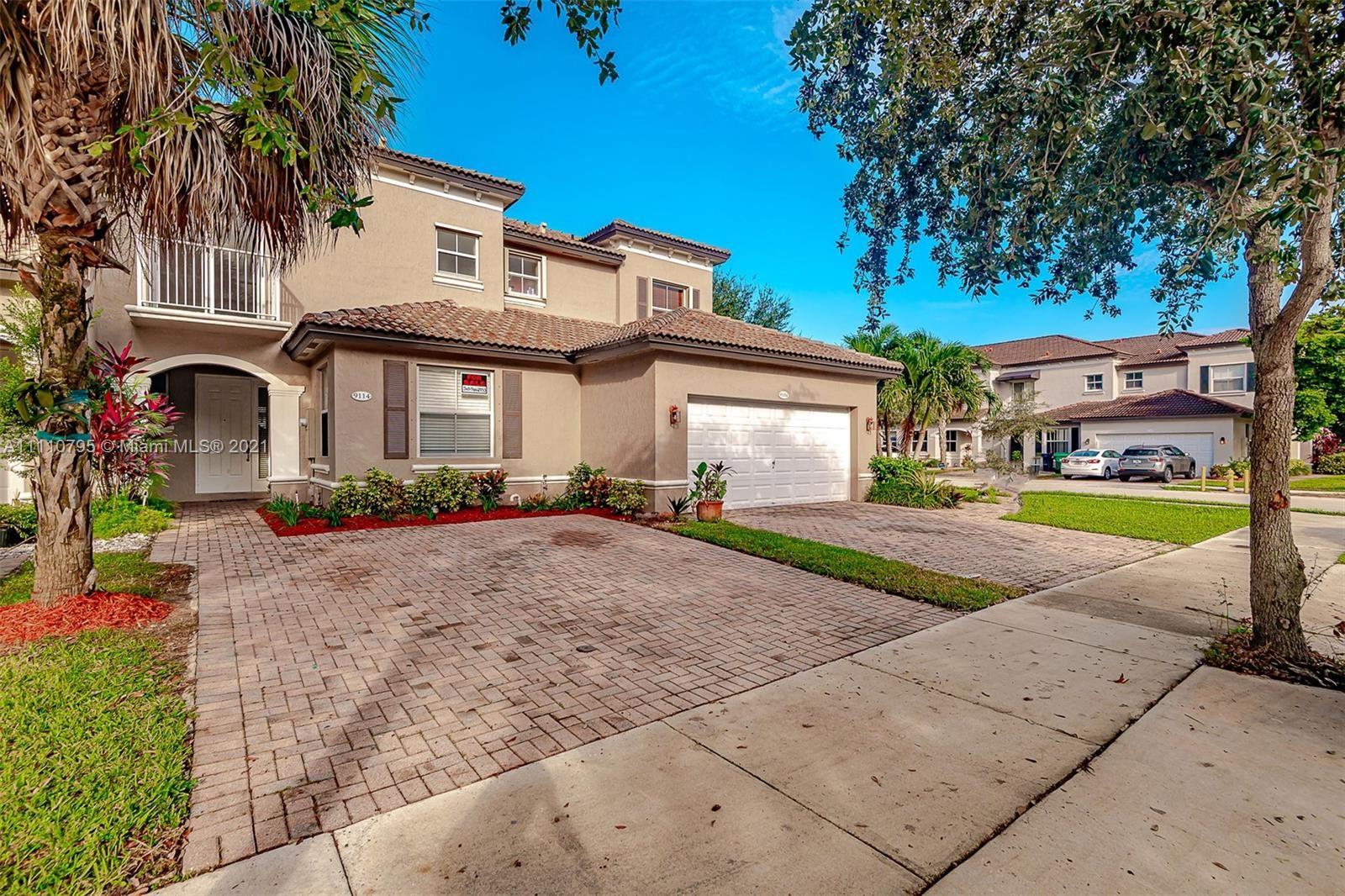 9114 SW 152nd Path, Miami, FL 33196 - #: A11110795