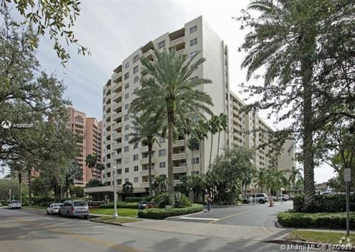 Photo of 90 Edgewater Dr #327, Coral Gables, FL 33133 (MLS # A10841796)
