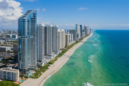 Photo of 15701 Collins Avenue #701, Sunny Isles Beach, FL 33160 (MLS # A10873796)