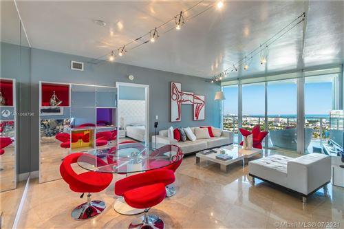 Photo of 400 Alton Rd #1805, Miami Beach, FL 33139 (MLS # A11068796)