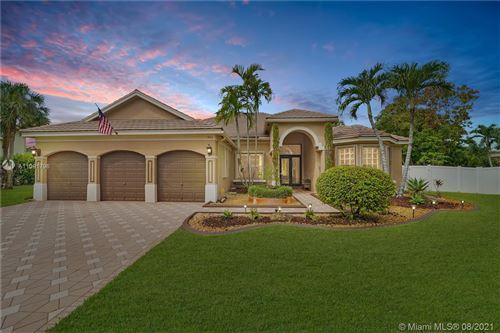 Photo of 1584 SW 159th Ln, Pembroke Pines, FL 33027 (MLS # A11091796)