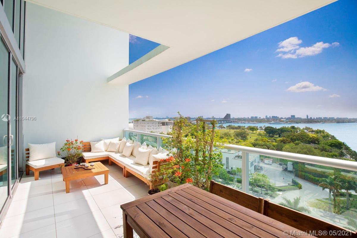900 Biscayne Blvd #1105, Miami, FL 33132 - #: A11044796
