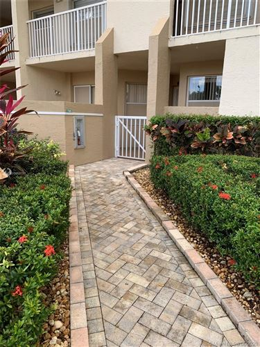 Photo of Listing MLS a10859797 in 7305 Granville Dr #103 Tamarac FL 33321