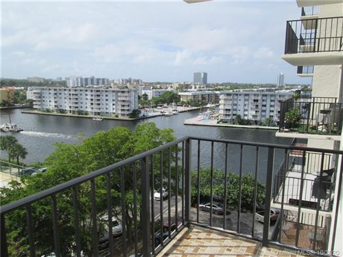 Photo of 301 174th St #806, Sunny Isles Beach, FL 33160 (MLS # A10946797)