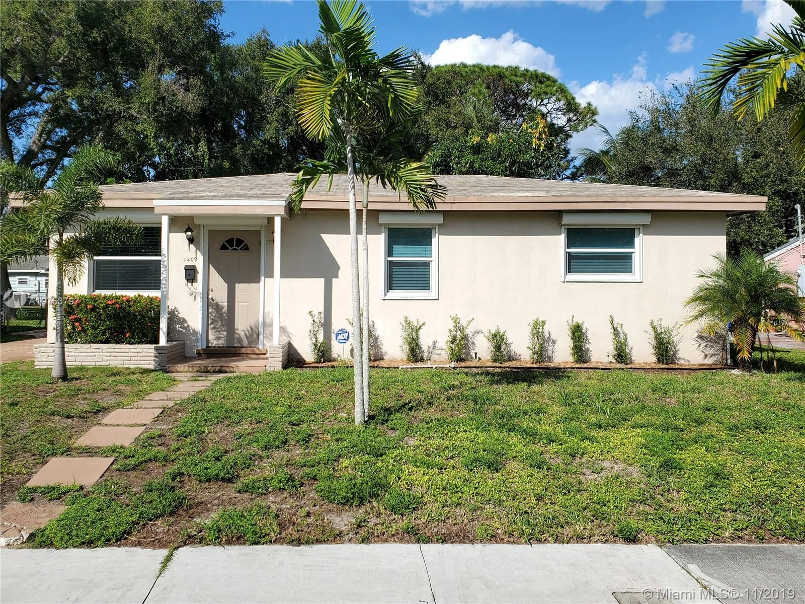 1209 SW 20TH STREET, Fort Lauderdale, FL 33315 - #: A10753797