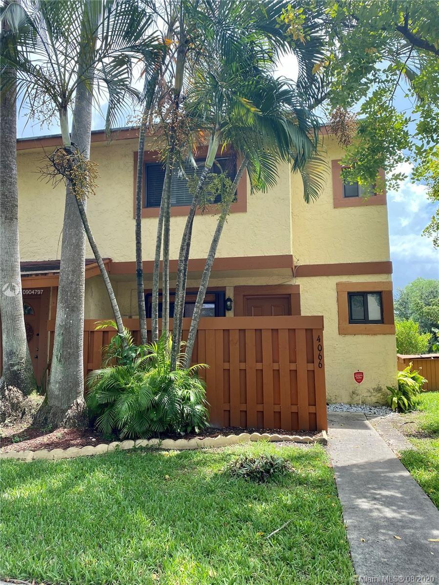 4066 Sierra Terrace # 4066, Sunrise, FL 33351 - #: A10904797