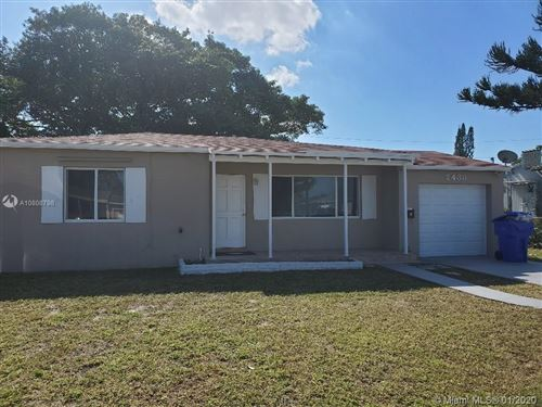 Photo of Listing MLS a10808798 in 2438 Rodman St Hollywood FL 33020