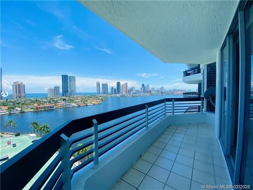 Photo of Listing MLS a10925798 in 3600 Mystic Pointe Dr #1817 Aventura FL 33180