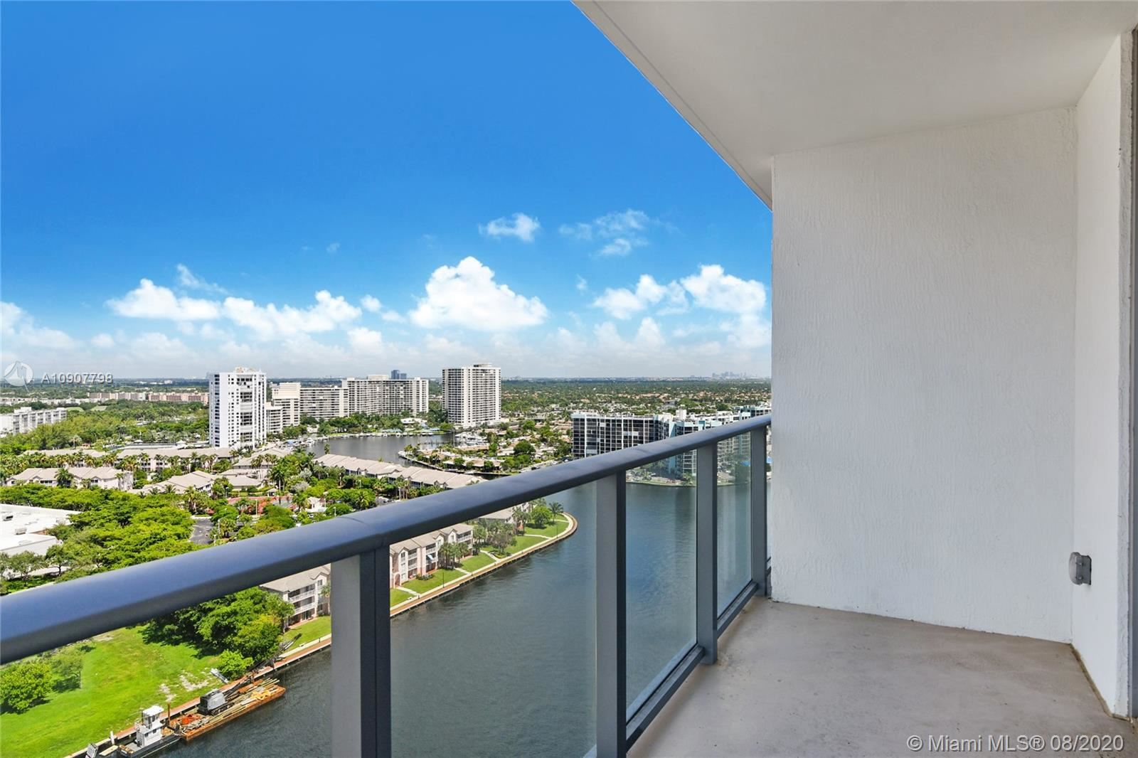 Photo of 4010 S Ocean Dr #R1708, Hollywood, FL 33019 (MLS # A10907798)