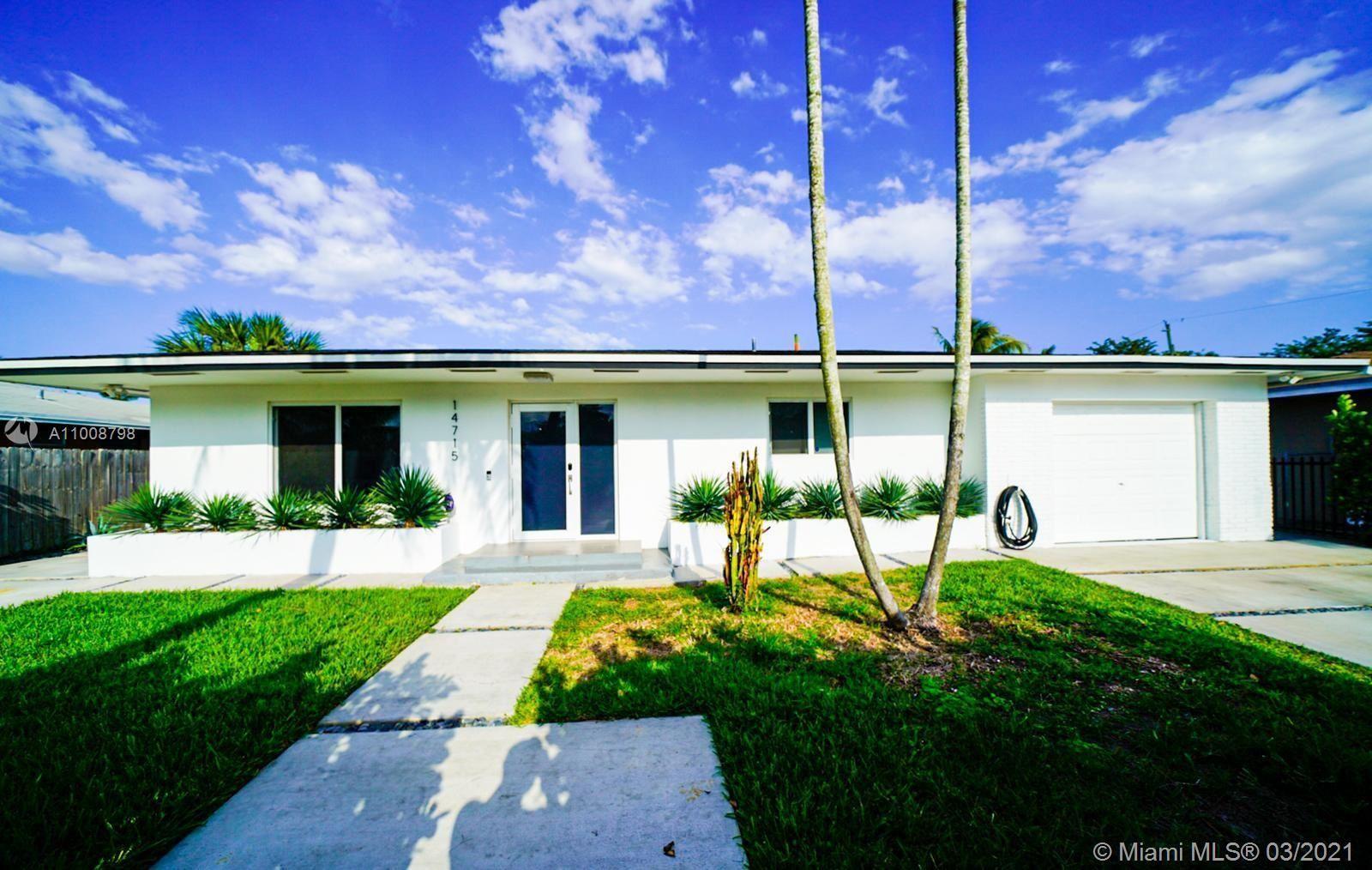 14715 NE 7th Ct, Miami, FL 33161 - #: A11008798