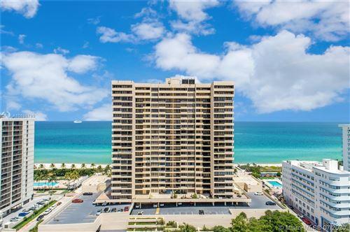 Foto de inmueble con direccion 2555 Collins Ave #808 Miami Beach FL 33140 con MLS A10898799