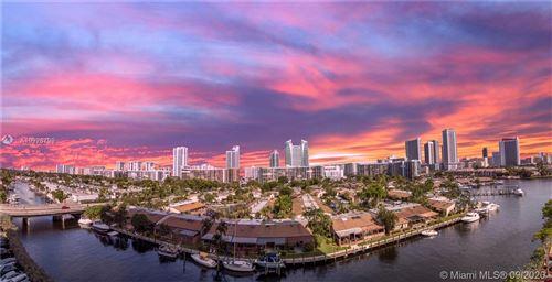 Photo of 2500 Parkview Dr #803, Hallandale Beach, FL 33009 (MLS # A10926799)