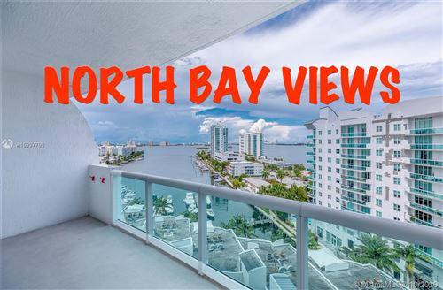 Foto de inmueble con direccion 7900 Harbor Island Dr #1105 North Bay Village FL 33141 con MLS A10937799