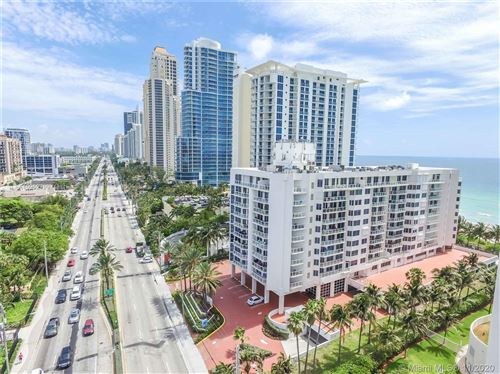 Photo of 17275 Collins Ave #405, Sunny Isles Beach, FL 33160 (MLS # A10962799)