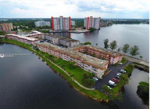 Photo of 18555 NE 14th Ave #712, Miami, FL 33179 (MLS # A11113799)