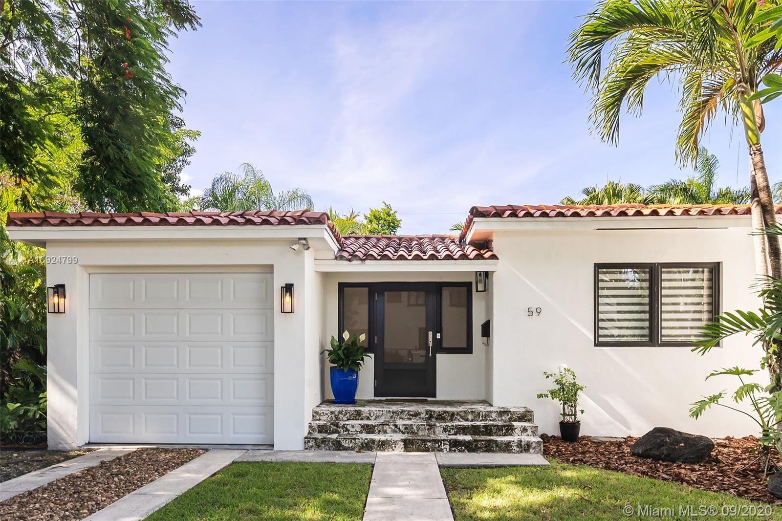 59 Romano Ave, Coral Gables, FL 33134 - #: A10924799