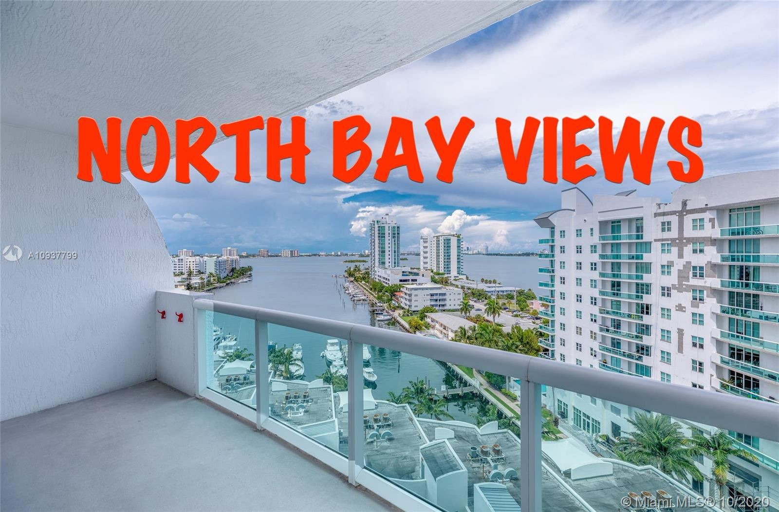 7900 Harbor Island Dr #1105, North Bay Village, FL 33141 - #: A10937799