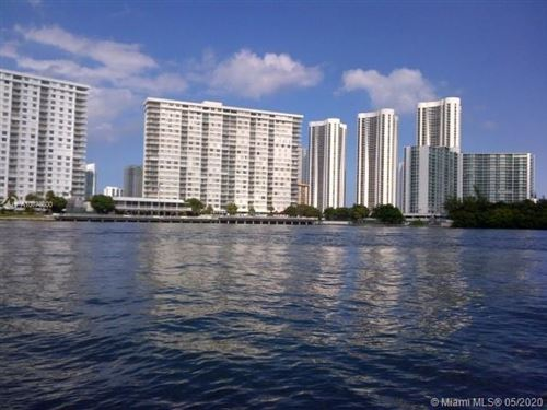 Photo of 300 Bayview Dr #1108, Sunny Isles Beach, FL 33160 (MLS # A10778800)