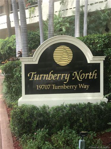 Photo of 19707 Turnberry Way #23L, Aventura, FL 33180 (MLS # A10922800)
