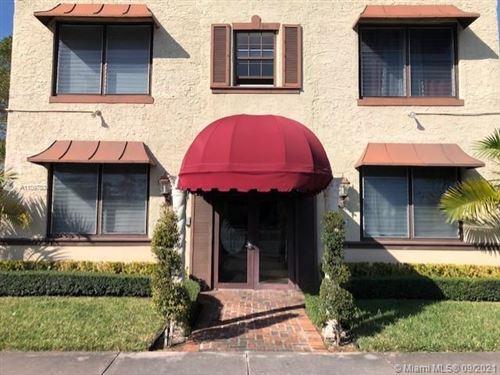 Photo of 444 Ponce De Leon Blvd #4, Coral Gables, FL 33134 (MLS # A11097800)