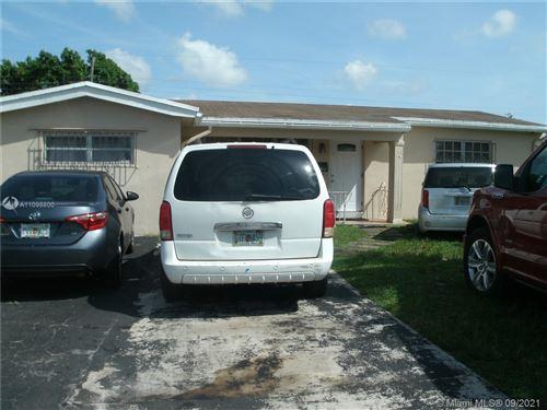Photo of 7909 Juniper St, Miramar, FL 33023 (MLS # A11098800)