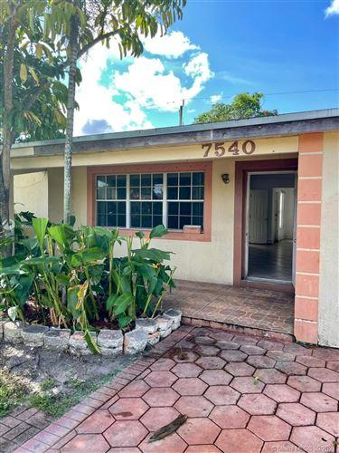 Photo of 7540 Miramar Blvd, Miramar, FL 33023 (MLS # A11099800)