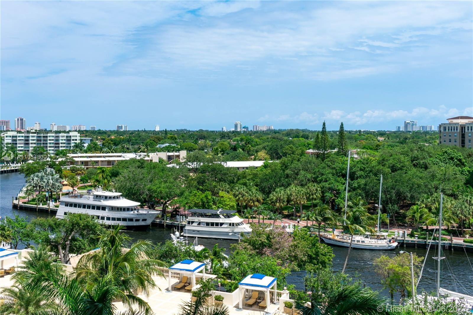 347 N New River Dr E #802, Fort Lauderdale, FL 33301 - #: A11054800